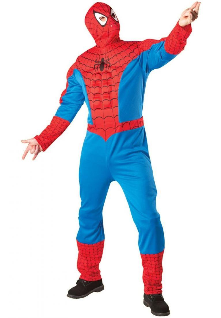 Премиум костюм Спайдермена