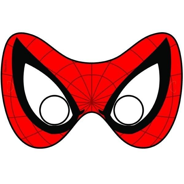 Набор масок Человек паук