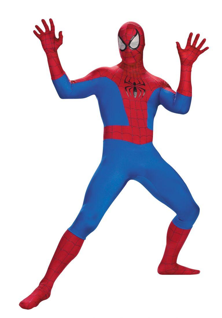 Взрослый костюм Человека-паука