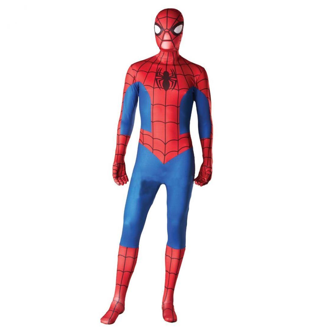 Костюм Человека паука вторая кожа