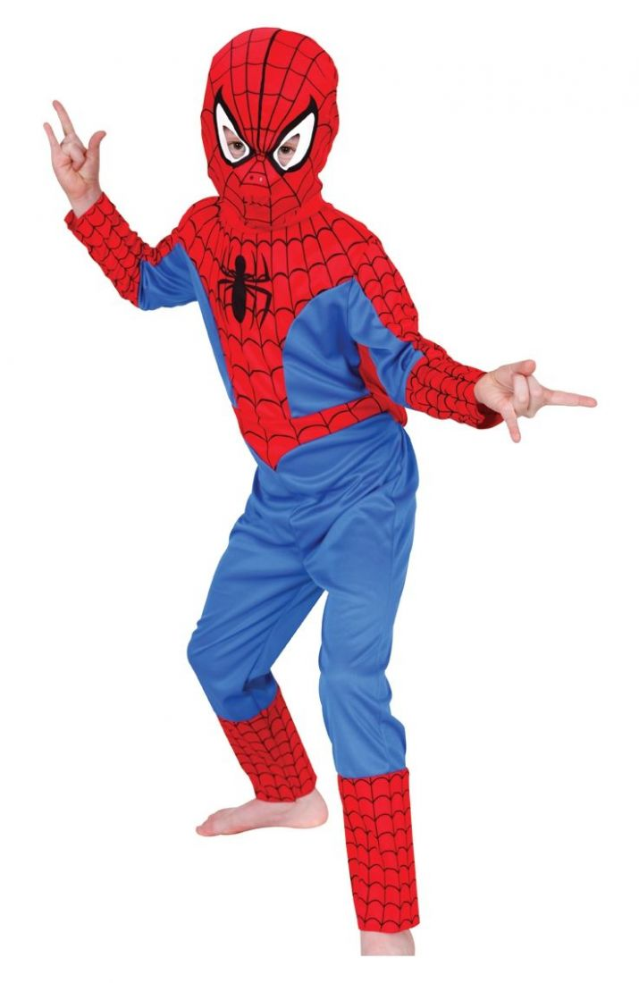 Детский костюм человека-паука