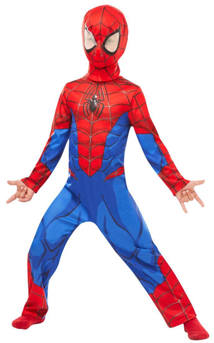 Детский костюм Человека Паука из комиксов