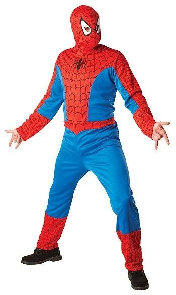 Классический костюм Спайдермена