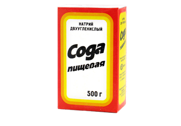 Сода 500 гр