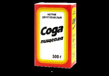 Soda 500 gr