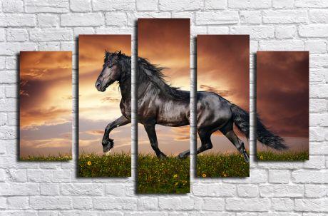 Модульная картина Животные 6