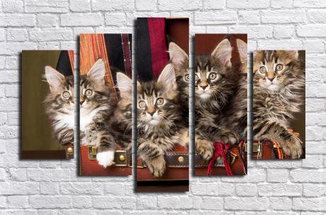 Модульная картина Животные 16