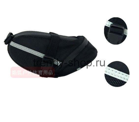Велосипедная сумка с внутренним кармашком под сиденье B-Soul