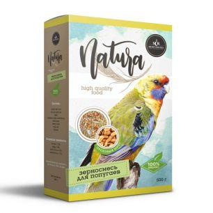 SECRET Natura Зерносмесь для попугаев ореховый микс