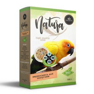 SECRET Natura Зерносмесь для попугаев с комплексом минералов