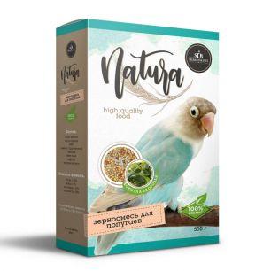 SECRET Natura Зерносмесь для попугаев формула здоровья