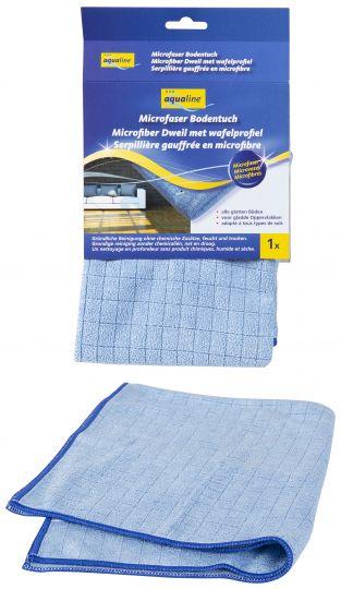 Aqualine Тряпка для пола из микроволокна 50 х 60 см 1 шт