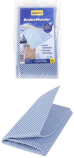 Aqualine Тряпка для мытья пола 50 х 60 см 1 шт