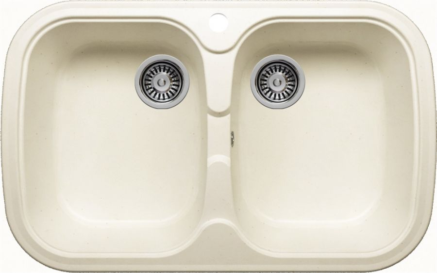 Кухонная мойка TOLERO F-150 (F-150 №331 (Хлопок))