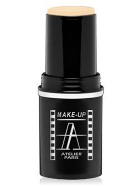 Make-Up Atelier Paris Clear Stick Foundation ST3NB beige Тон-стик 3NB нейтральный бледно-бежевый