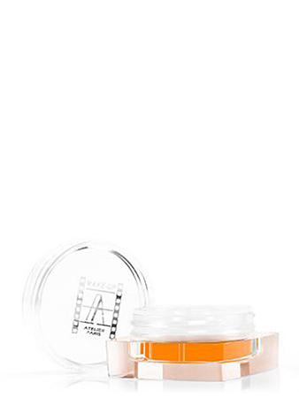 Make-up Atelier Paris Рассыпчатая флуоресцентная пудра PF3 оранжевый