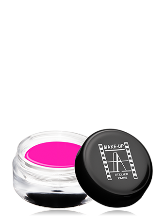 Make-Up Atelier Paris Gel Color Waterproof CGRO Pink Краска гелевая водостойкая розовая