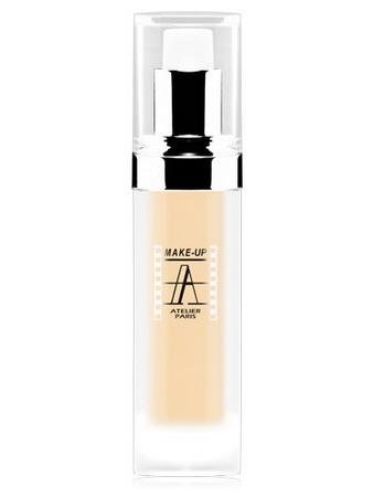 Make-Up Atelier Paris Anti-Aging Fluid Foundation Beige AFL1NB Ultra pale beige Тон-флюид антивозрастной 1NB нейтральный бледно-бежевый