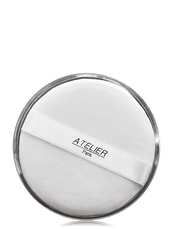 Make-Up Atelier Paris Eponge synthetique HOUPM mini powder puff Пуховка для пудры 55 мм