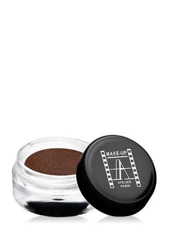 Make-Up Atelier Paris Cream Eyeshadow ESCBM Brun mauve Тени для век кремовые лилово-коричневые