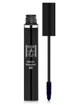 Make-Up Atelier Paris 3D Cream Mascara MNVL Кремовая 3Д Тушь для ресниц кремовая черная