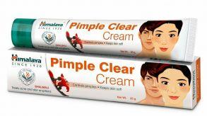 PIMPLE CLEAR Cream (Крем от прыщей, Хималая), 20 г.