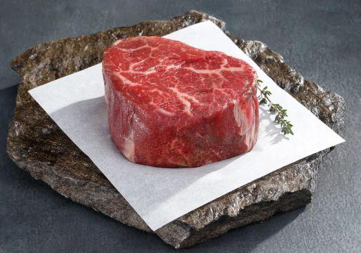 Шатобриан стейк из мраморной говядины (1 кг)
