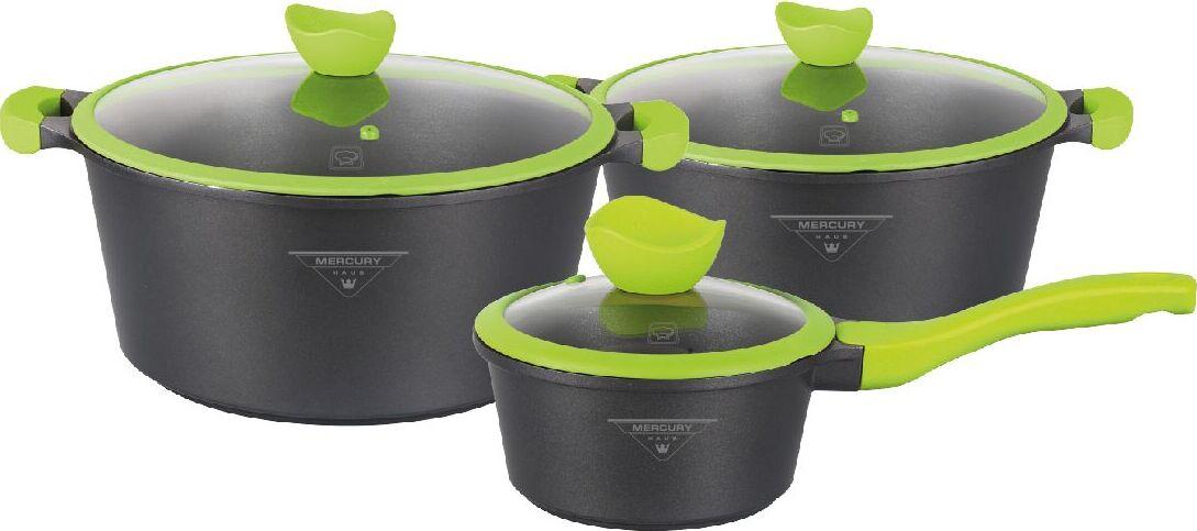 Набор посуды 6 предметов MercuryHaus MC-6369