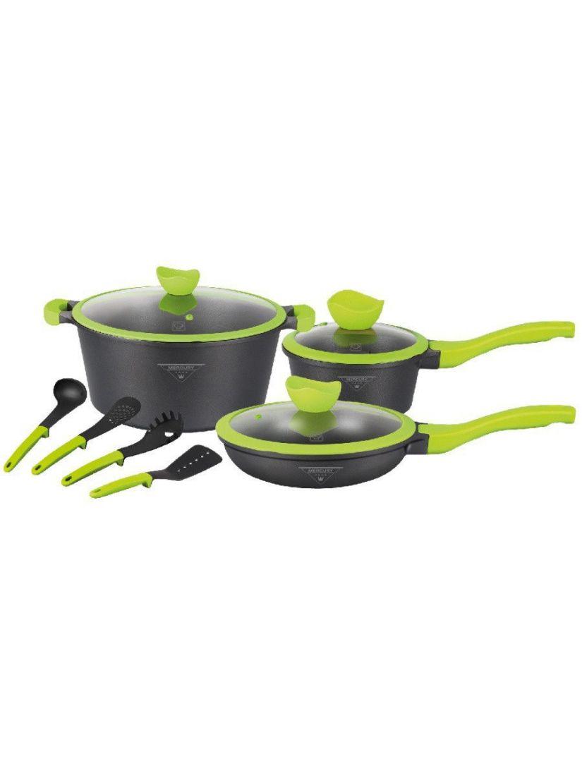 Набор посуды 10 предметов MercuryHaus MC-6367