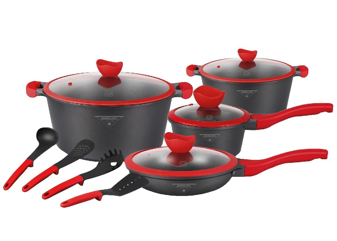 Набор посуды 12 предметов MercuryHaus MC-6370