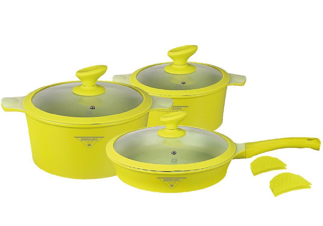 Набор посуды 10 предметов MercuryHaus MC-6363