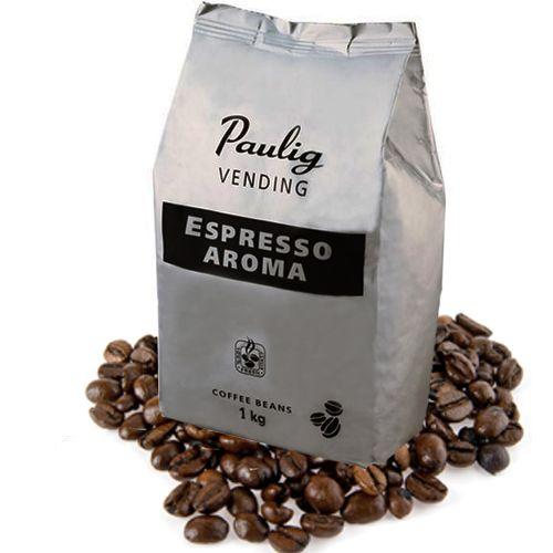 Кофе в зернах Paulig Vending Espresso Aroma 1кг
