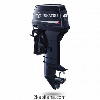 Лодочный Мотор Tohatsu (Тохатсу)  M 40 D2 S