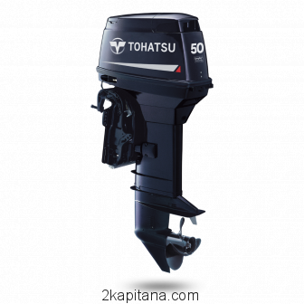 Лодочный Мотор Tohatsu (Тохатсу) M 50 D2 EPTOL