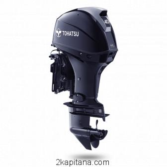 Лодочный мотор Tohatsu (Тохацу) MFS 40 A ETL