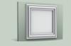 Декоративная Панель Orac Decor W121 Д50хШ50хВ3.2 см Лепнина из Полиуретана / Орак Декор