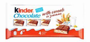 Шоколад KINDER Кантри 94г