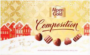 Набор конфет ALPEN GOLD Composition 78г