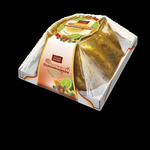 Кекс ВЕНСКИЙ С цукатами 350г