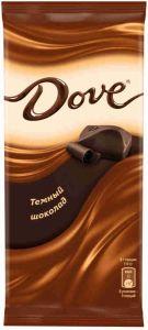 Шоколад DOVE Темный 90г