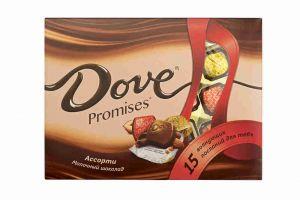Набор конфет DOVE Promises Ассорти 118г