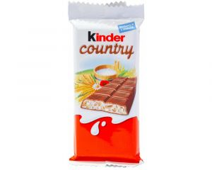 Шоколад молочный KINDER COUNTRY 23,5г