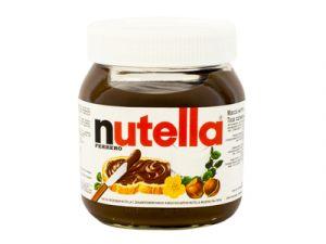 Шоколадная паста NUTELLA Ореховая с добавлением какао 350г
