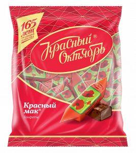 Конфеты КРАСНЫЙ МАК Красный Октябрь 250г