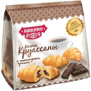 Круассан ЯШКИНО мини Шоколадный крем 180г