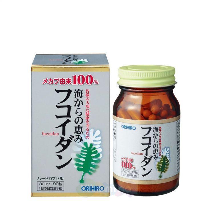 Orihiro Фукоидан, 90 капс