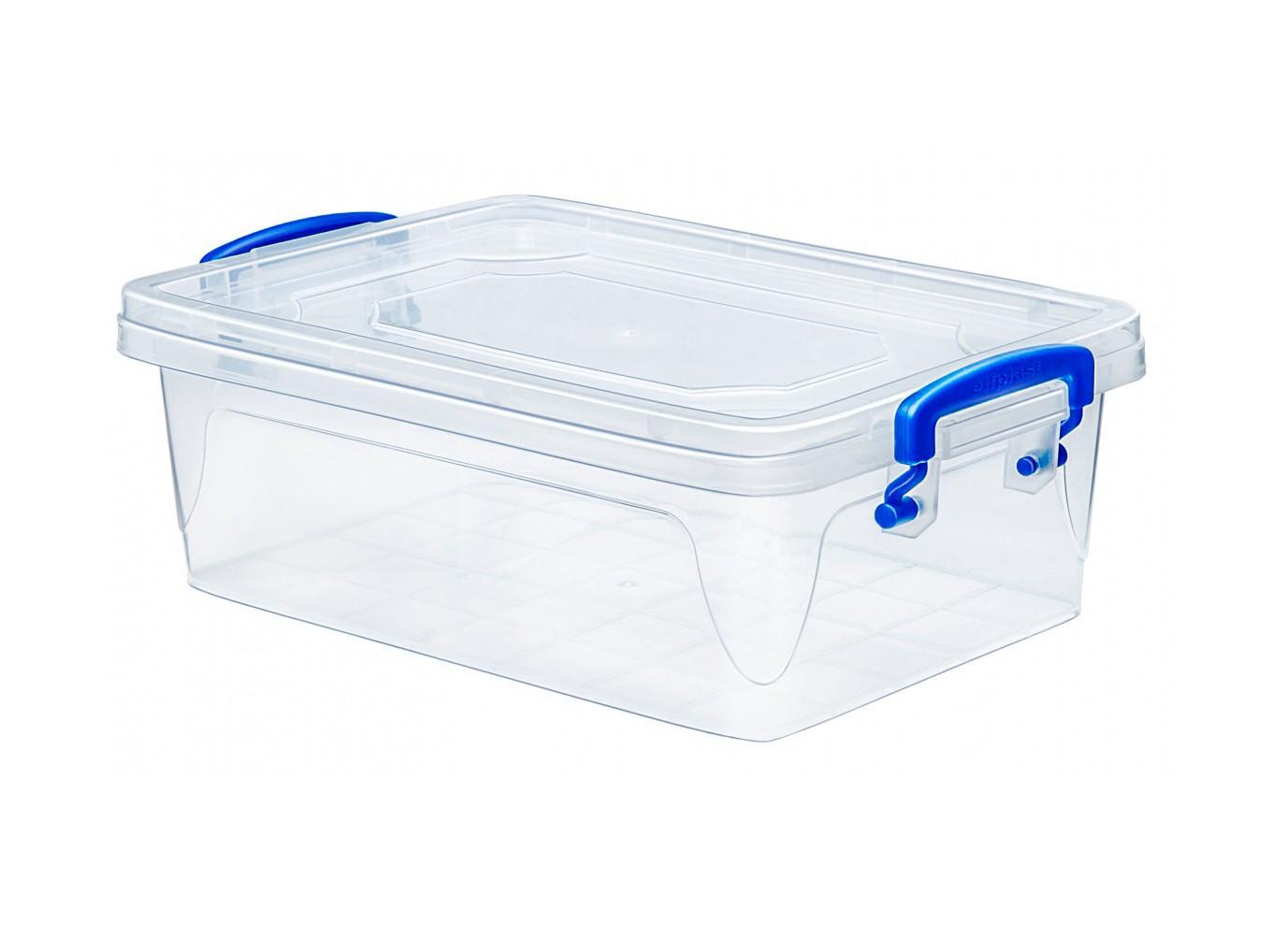 "Контейнер ""Fresh Box"" slim 0,6л."