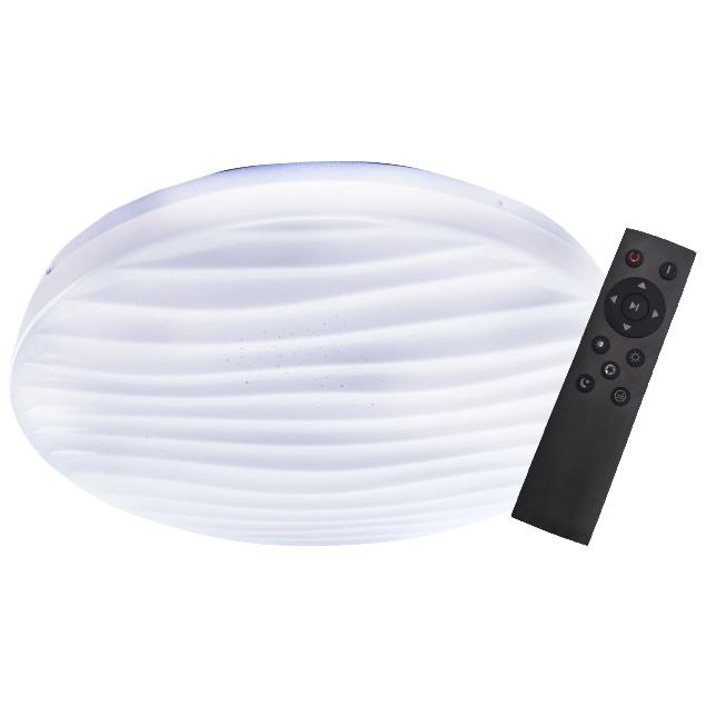 Светильник 72Вт GSMCL-042-Smart-72 Wave декоративный управляемый