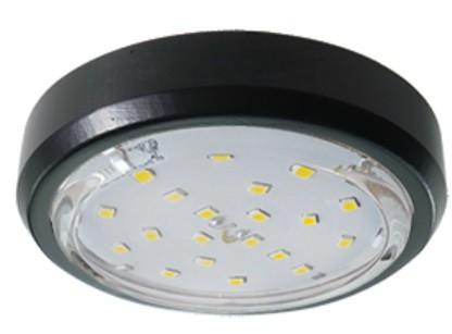 Светильник Ecola под лампу GX53 GX53 5356 Черный