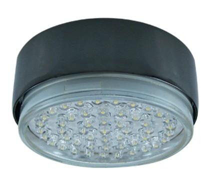 Светильник Ecola под лампу GX53 GX53-FT8073 Черный хром
